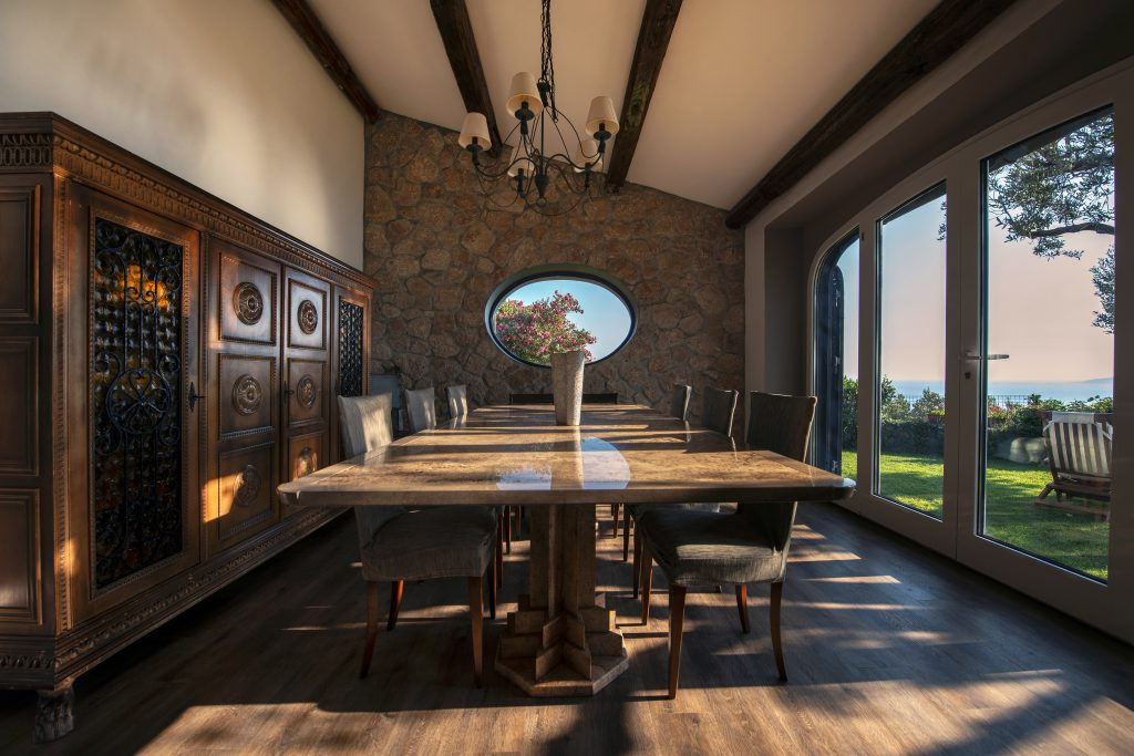 Sala da Pranzo Approdo del Re Charming House Toscana