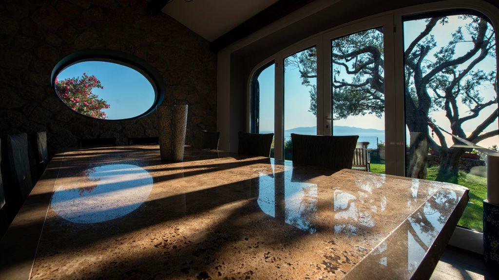 Sala Approdo del Re Charming House Toscana